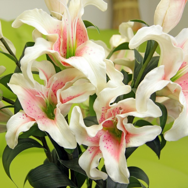 Artificial flowers: the myths, the materials and the advantages