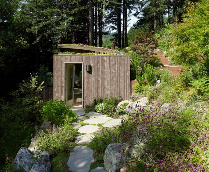 Environmentally embedded Homes