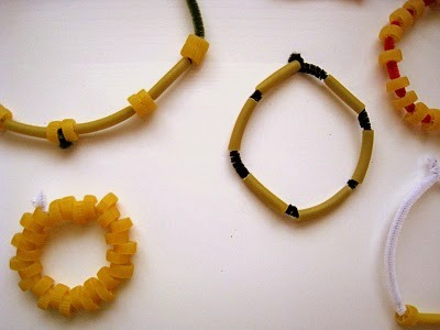 Noodle Bracelets & Necklaces