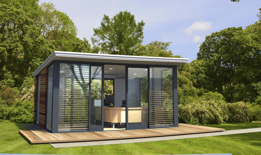 Finoak articles for Modular garden rooms