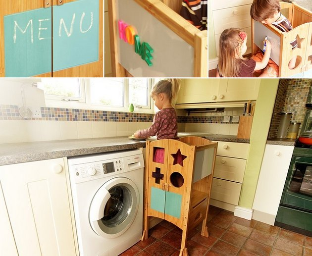 Play Kitchen Turret