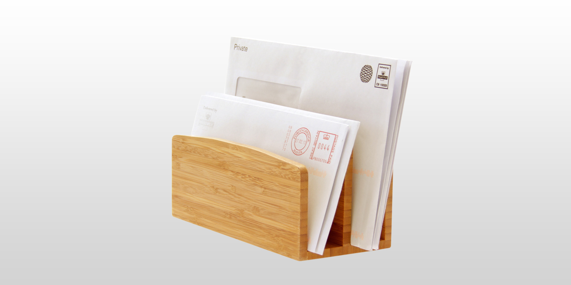 How To Make A Letter Holder At Home