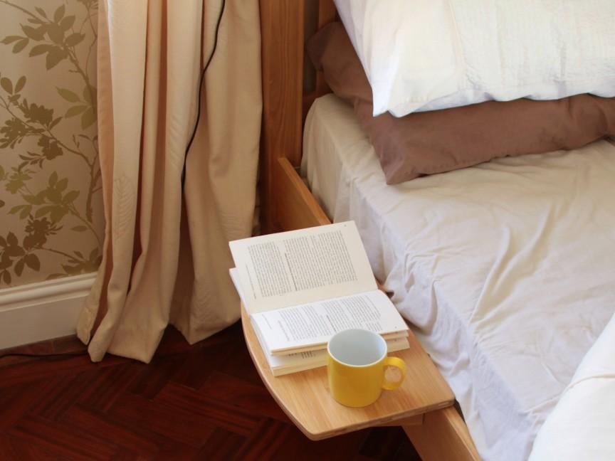 Bed Hanging Shelf | Clip on Hanging Shelf