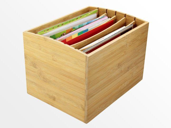 A4 document organiser