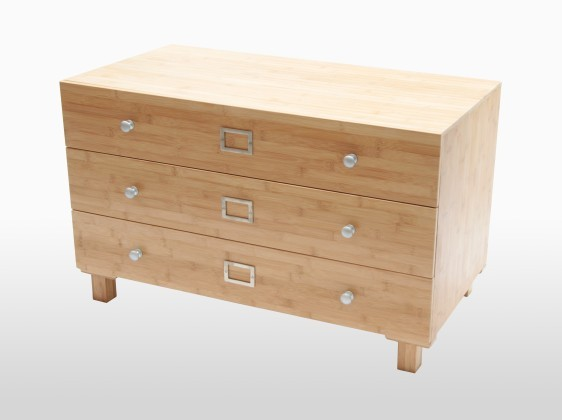 Construction Centre, Chest of Drawers