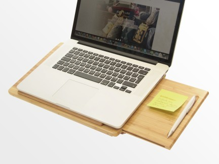 Laptop Holder, Desk Organiser