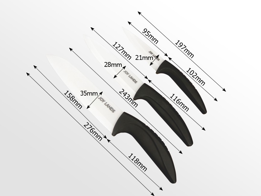 Ceramic Knives Set Ceramic Knives Ceramic Scissors