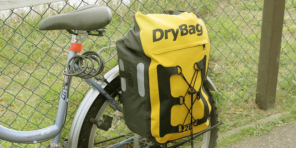 DryBag, Bicycle Bag