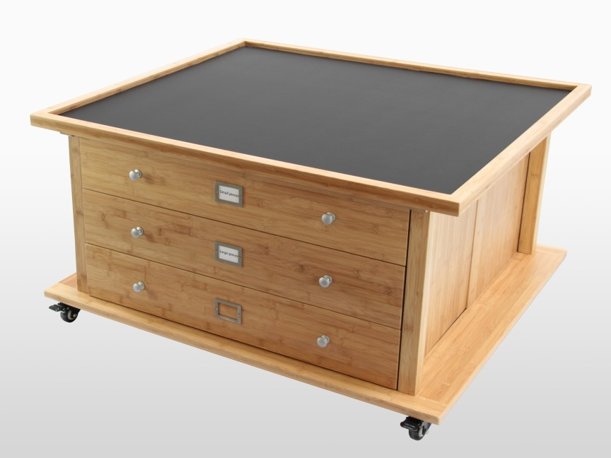 Children Activity Table without Top Construction