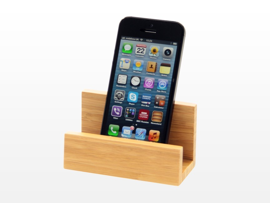 Business Card Holder | Bamboo Office Suppliers