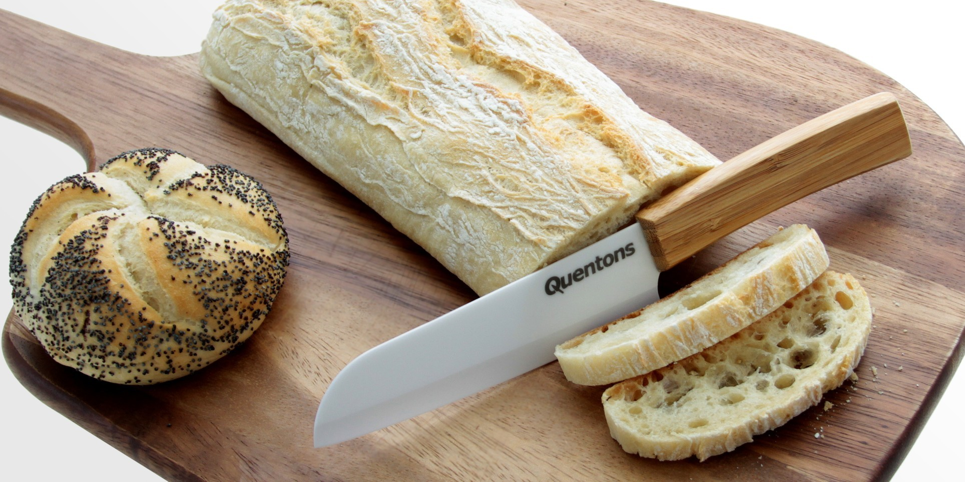 Ceramic Bread Knife