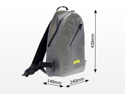 waterproof rucksack, day bag