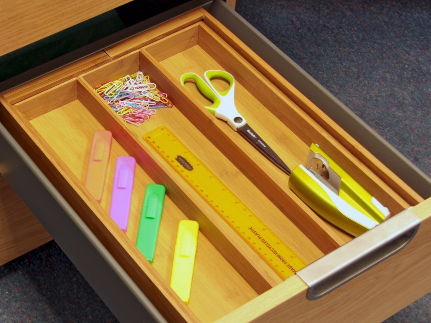 Expandable Drawer Tray