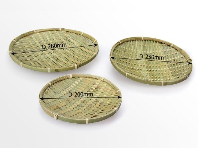 Dimensions of woven plates