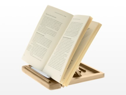 iPad holder, book stand
