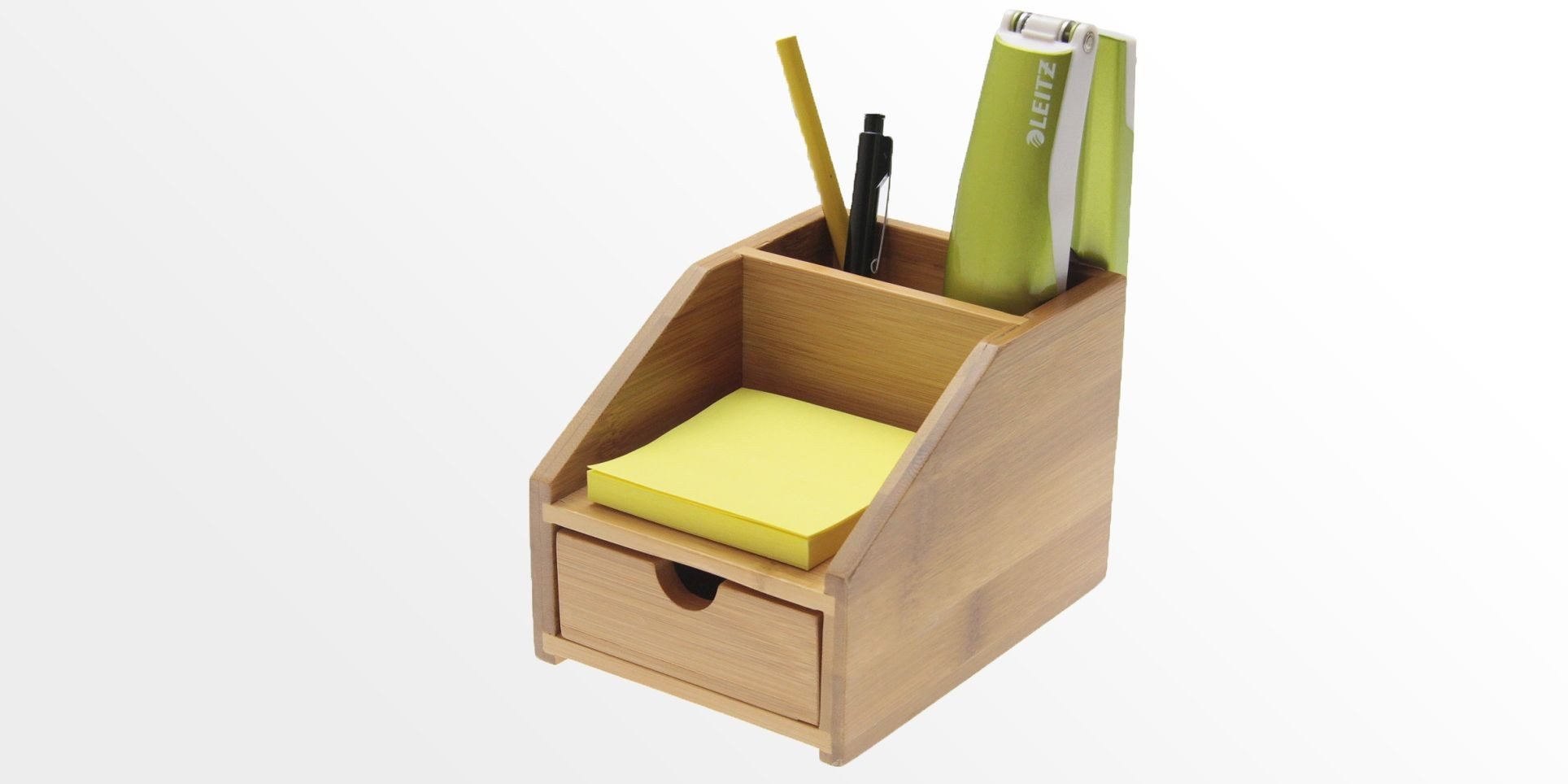 Desk Organiser With Drawer