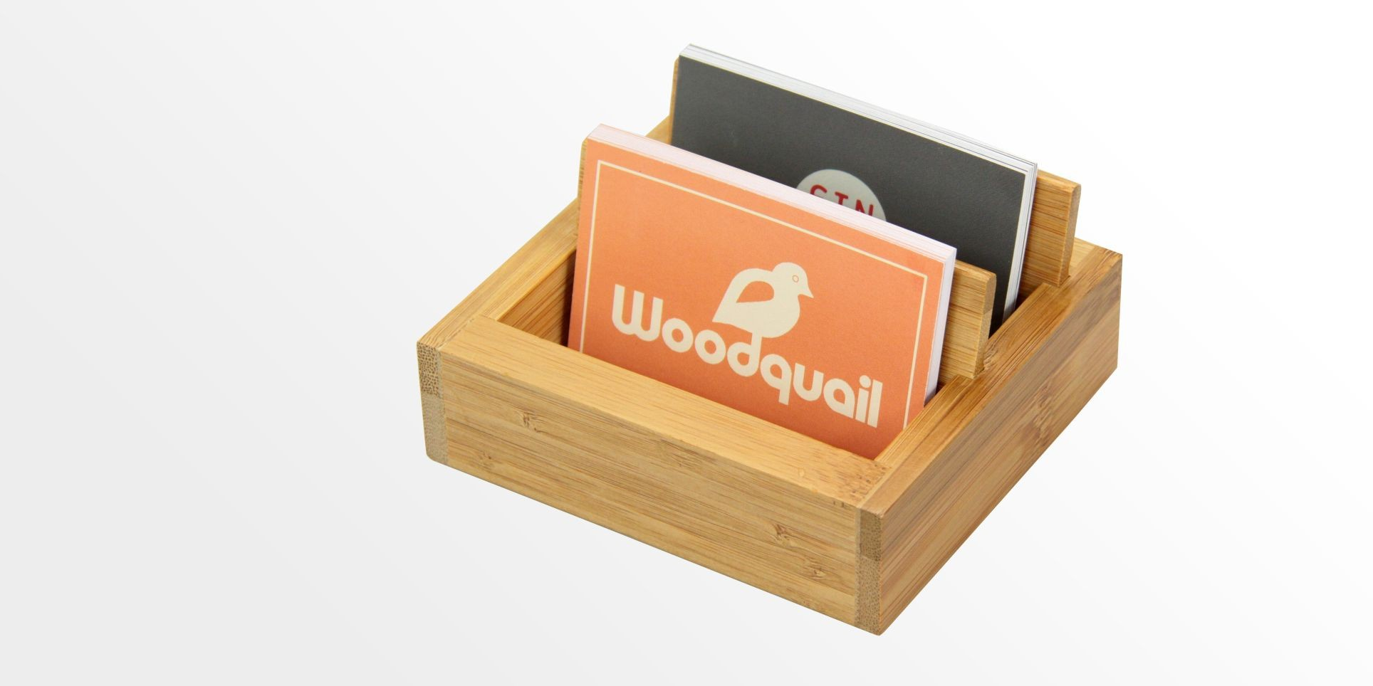 Business card phone holder business card dispenser office supplies bamboo business card phone holder colourmoves