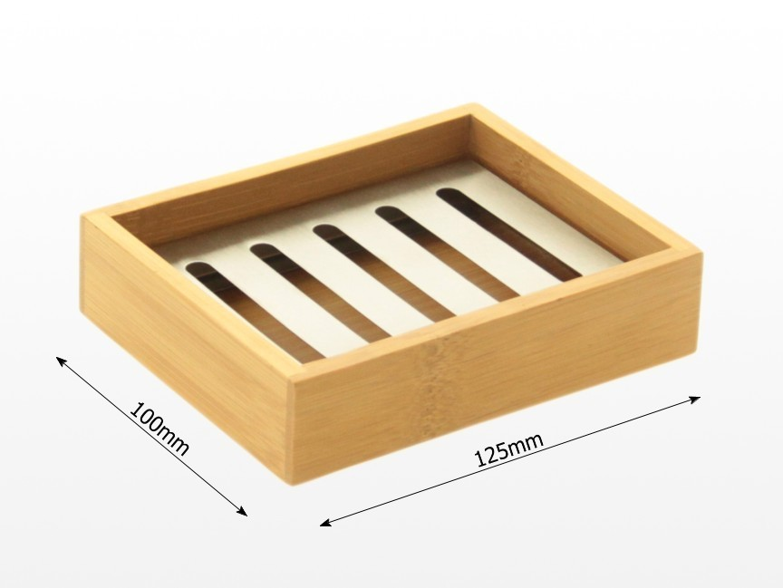 Dimensions of soap dish
