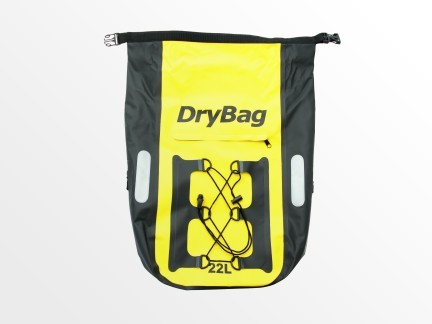 waterproof bag, cycle sack, roll-top bag