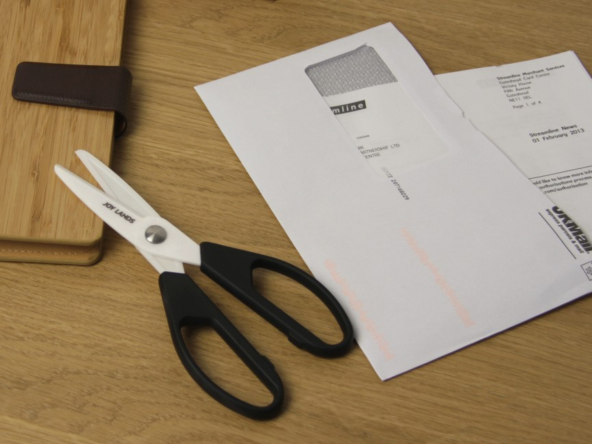 Office scissors, paper scissors