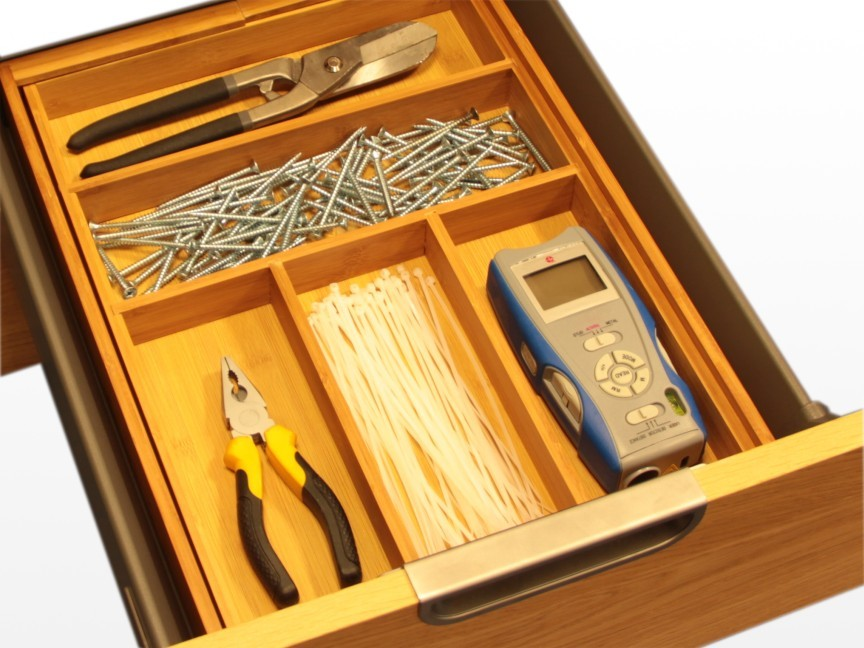 Expandable Tools Organiser