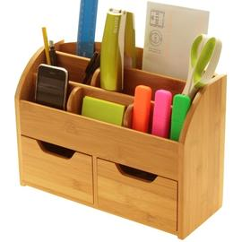 Desk Stationery Box Wall Mounted Organiser