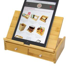 Adjustable iPad Stand, Desk Organiser