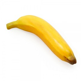 Artificial Yellow Banana