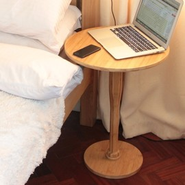 Safe Bedside Table