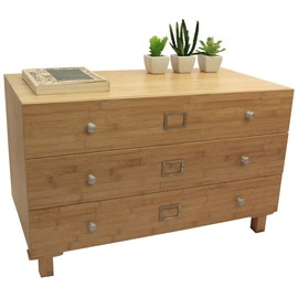 Chest of 3 Drawers - bedroom