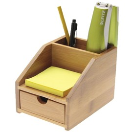 Small Desk Organiser with Drawer