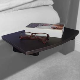 Bed Hanging Shelf Black