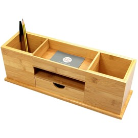 Desk Tidy, Wide Stationery Organiser