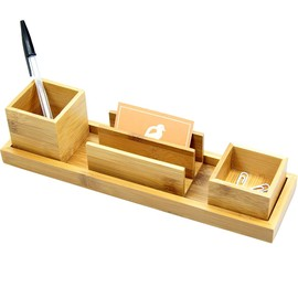 Desk Organiser Set of 4 pcs