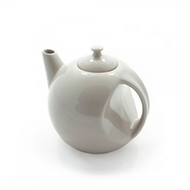 Grey Ceramic Tea Pot