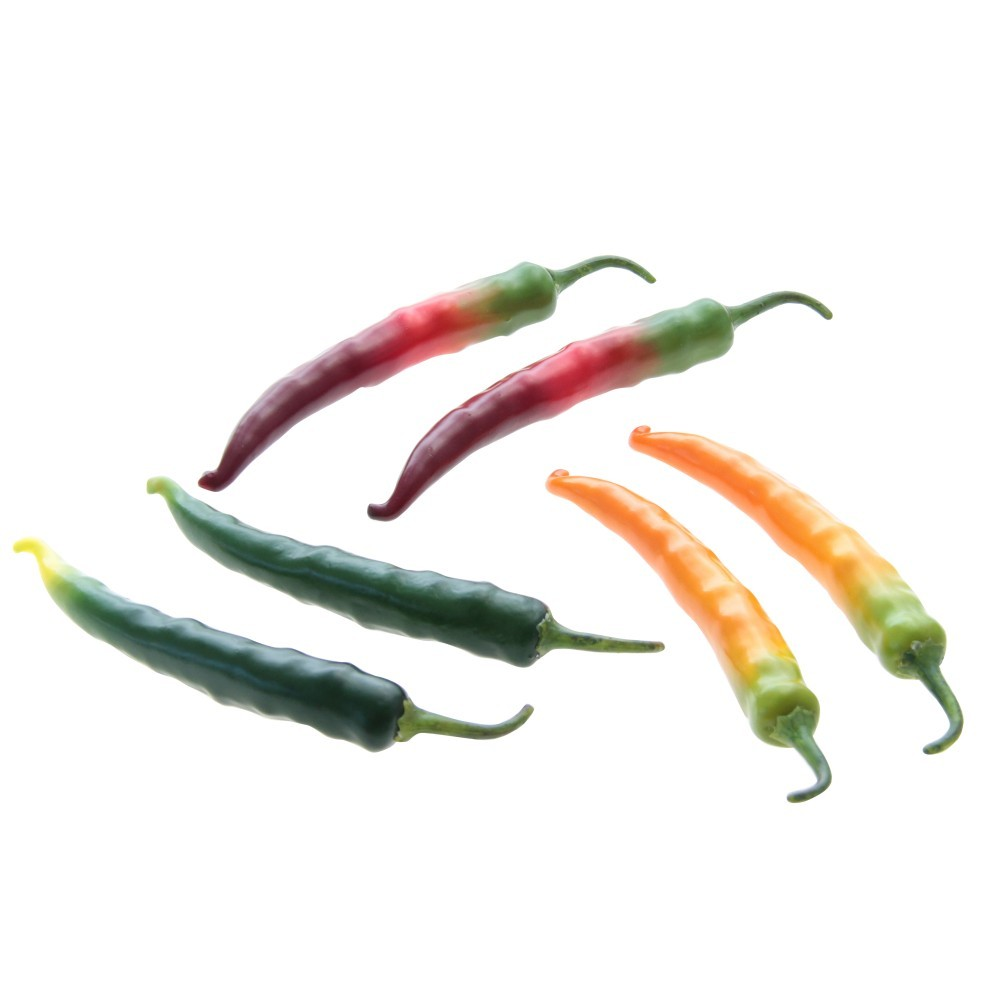 Set of Artificial Peppers
